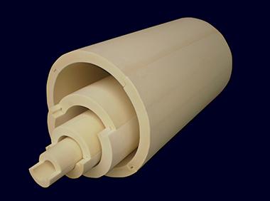 polyurethane insulation shells